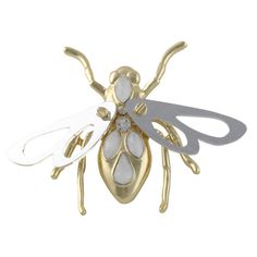 Beeline to Beauty Brooch | Heirloom Finds Jewelry.  $13