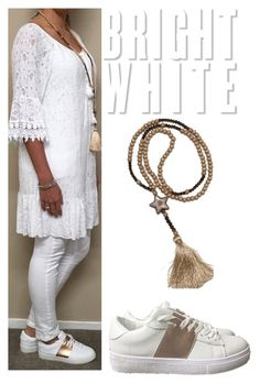 """white"" by bellino on Polyvore"