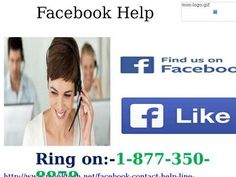 How Can I Obtain Facebook Help? 1-877-350-8878You can obtain Facebook Help in 3-simple and effortless step. So, keep your eyes feast on the below points: •	By giving a ring on our helpline number 1-877-350-8878. •	Through remote access. By doing live chat. For more information: http://www.monktech.net/facebook-contact-help-line-number.html#FACEBOOKHELP,#FACEBOOKHELPLINE