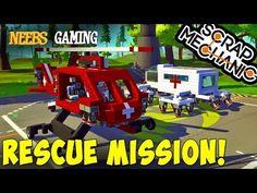 Scrap Mechanic - Tanks! - YouTube