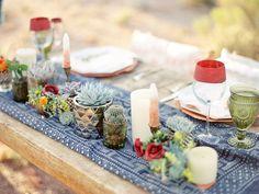 41 Ideas succulent wedding table decor bridesmaid dresses for 2019 Reception Table, Wedding Table, Succulent Centerpieces, Succulent Table Decor, Cactus Wedding, Fun Deserts, Southwestern Style, Southwestern Wedding Decor, Wedding Decorations
