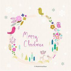 Mademoiselleyo: Christmas