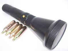 Wurfnetz / Fangnetz / Net Gun / Nicht tödliche Waffe / Personenfangnetz / Verletzungen vermeiden --> Sicherheitstechnik und Überwachungstech...