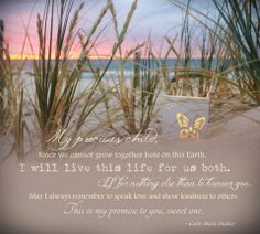 Beautiful words for a baby lost to miscarriage, stillbirth or infant loss.