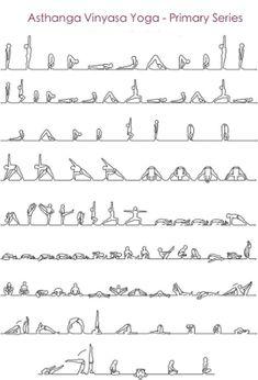 Primary Series Ashtanga Yoga