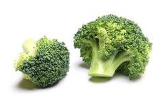 Broccoli, Grape and Apple Juice