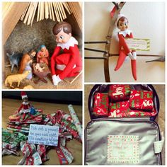 The Elf on the Shelf that Made the Nice List