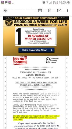 Instant Win Sweepstakes, Online Sweepstakes, Enter To Win, I Win, Win For Life, Daddy Quotes, Winner Announcement, Publisher Clearing House, Gold Money