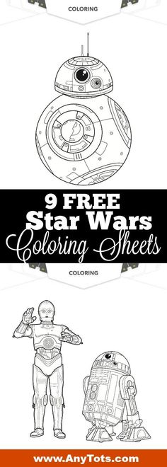 Christiana cinn adult stars 6 pinterest fundraising free star wars coloring pages and other free printable star wars activity sheets fandeluxe Gallery
