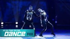 Carly & Serge: Top 18 Perform | SO YOU THINK YOU CAN DANCE | FOX BROADCASTING -Season 11