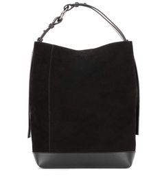 MARNI Halo Pod Leather Shoulder Bag. #marni #bags #shoulder bags #lining #suede #