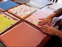 How to Scrapbook: Using Your Paper Stash