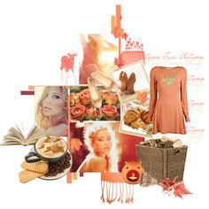 """True Autumn Colour Study"" by spicemarket on Polyvore"
