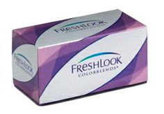Most Popular Coloured Contact Lens: Freshlook Colorblends, Alcon Labarotories (I) Pvt. Ltd.