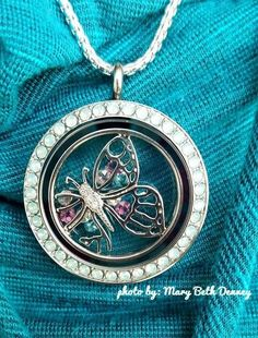 Love this #butterfly plate for #origamiowl http://www.cheddarcharms.origamiowl.com  https://www.facebook.com/cheddarcharmsbyorigamiowl