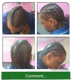 Surprising 1000 Images About Braided Hairstyles For Black Boys Men On Hairstyles For Men Maxibearus
