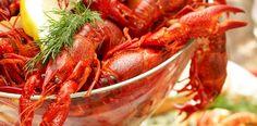 Rapujuhlat ovat riehakkaat jäähyväiset päättyvälle kesälle. #crab #crabparty #food