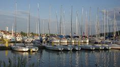 Jeziora, Mazury, Łodzie, Jachty, Słońce - czego chcieć więcej