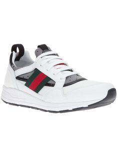 Gucci running trainer
