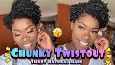 Photo Credit: _bombshell_mel_ Chunky Twist Out, Chunky Twists, Vitamins For Hair Growth, Hair Vitamins, 4c Natural Hair, Natural Hair Styles, Updo Styles, Curly Hair Styles, Natural Hair Tutorials