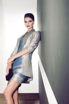 Vestido de Madrina de Carla Ruiz 2013 - Modelo 88380