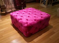 Hey, I found this really awesome Etsy listing at https://www.etsy.com/listing/170084933/modern-tufted-ottoman-modern-button