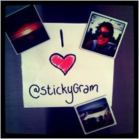 Turn your Instagrams into magnets!