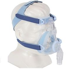 EasyFit® SilkGel Full Face CPAP Mask with Headgear by DeVilbiss