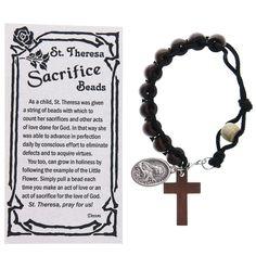 St. Theresa Sacrifice Beads