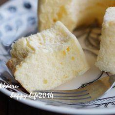 レモンシフォンケーキ+by+ぽぽりさん+|+レシピブログ+-+料理ブログのレシピ満載! 濃厚でしっとり美味しいレモンシフォンです。 甘酸っぱくて夏にもピッタリ◎ 紅茶がとってもあいます♬