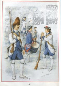 The Spanish Louisiana Regiment