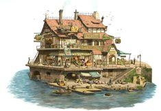 Big Ben, Building, Travel, Viajes, Buildings, Destinations, Traveling, Trips, Construction