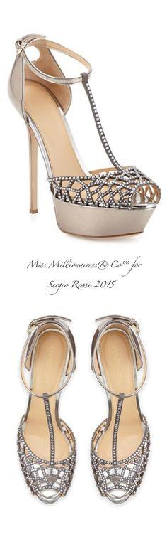 Sergio Rossi 2015 - Miss Millionairess&Co™