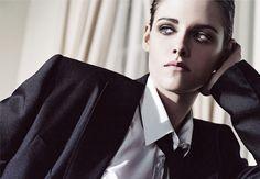 Kristen Stewart by Tom Munro