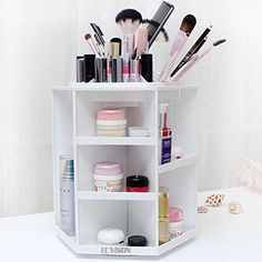 acrylic cosmetics storage gifts for girls .bathroom decors