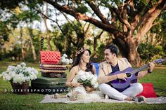 Mark and Erika - Engagement Session Prenup location: Greenery Bulacan Erika, Engagement Session, Greenery