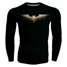 2017 Fitness Bodybuilding Crossfit Shirt Compression Shirt Men Superhero Punisher Captain Americ Superman T Shirt Mens Jersey Shirts, 3d T Shirts, Long Sleeve Tee Shirts, Cool Shirts, Punisher, Crossfit Shirts, Superman Shirt, Compression T Shirt, Gym Tops