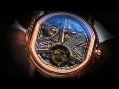 Bulgari Carillon Tourbillon DR3300 Watch - six months to make, Inquisitively complicated with minute repeater (3 gongs).  Limited edition of 30.  Watch porn at its best.