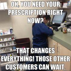 oh the joys of a pharm tech Pharmacist Humor, Medical Humor, Nurse Humor, Work Memes, Work Humor, Pharmacy Quotes, Pharmacy Humour, Pharmacy Funny, Nurse Quotes