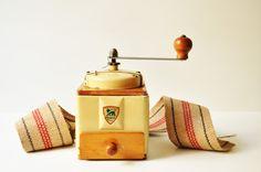 1930's French Peugeot Freres Coffee Grinder - Moulin a Cafe - Pepper Grinder