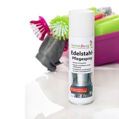 Haushaltsfee Edelstahl-Pflegespray