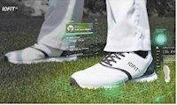 کفش هوشمند ویژه ورزشکاران گلف