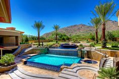 $24 Million 25,000 Square Foot Newly Built Contemporary Mega Mansion In Paradise Valley, AZ | Homes of the Rich – The Web's #1 Luxury Real Estate Blog
