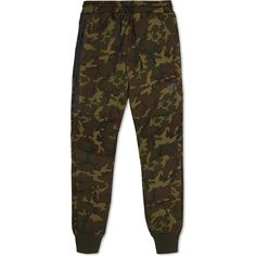 258c04270 Buy the Nike Tech Fleece Camo Pant in Sequoia   Black from leading mens  fashion retailer END. - only Fast shipping on all latest Nike products.