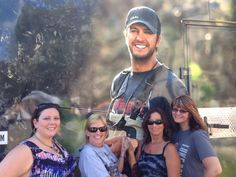 Me & the girls seeing Luke Bryan in Chicago on Labor Day of 2014...Awesome concert & very memorable road trip! #lukebryan #countryfan #countrymusic #countryconcert #roadtrip #girlsnight