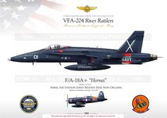 UNITED STATES NAVY / McDonnell Douglas F/A-18C A+ Hornet