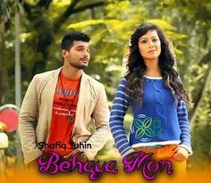 Behaya Ei Mon song lyrics by Shafiq Tuhin