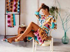 Lookbook Déco Maison Desigual. Acheter des accessoires de décoration en ligne. Boutique officielle Desigual