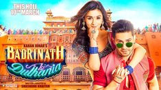 You can quickly download Badrinath Ki Dulhania Movie 2017 film to your PC And Mobiles, You also can Download any Movie and Series without Registration. http://moviecounter.co/badrinath-ki-dulhania-2017/