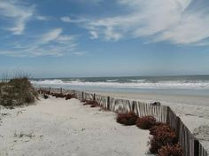 photos of beaches in north carolina